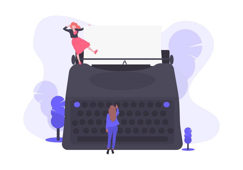 undraw_typewriter_i8xd